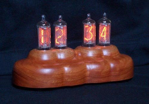 IN8-2 Nixie Clock