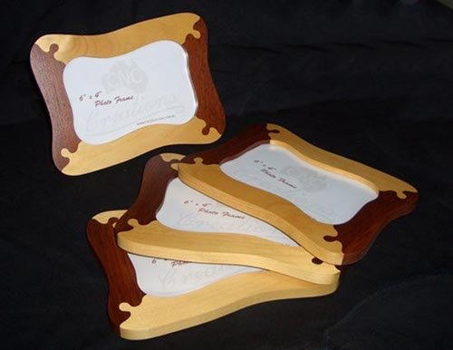 "Some 6""x4"" Photo Frames"